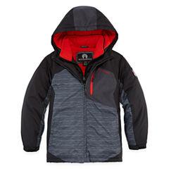 Weatherproof Heavyweight Vestee Jacket - Boys Preschool