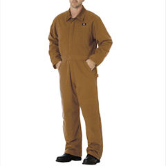 Dickies Long Sleeve Workwear Coveralls-Tall