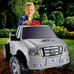 Mattel Fisher-Price Power-Wheels Ford F150