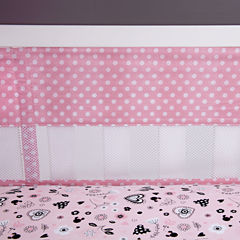 Crown Crafts Disney Crib Sheet Liner