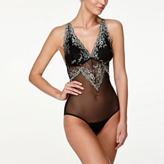 Flora By Flora Nikrooz Lace Teddy