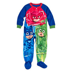 PJ Masks One Piece Pajama Set -Toddler Boys