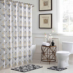 Cameron 15-pc. Shower Curtain Set
