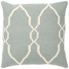 Decor 140 Belebey Square Throw Pillow