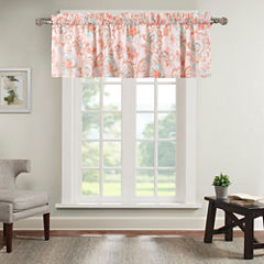 Black+Decker Cordelia Rod-Pocket Tailored Valance
