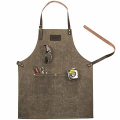 Personalized Wax Canvas Apron