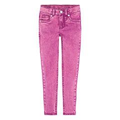 Levi's Super Skinny Fit Jean Big Girl 7-16
