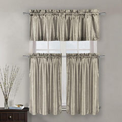Beige Kitchen Curtains for Window - JCPenney