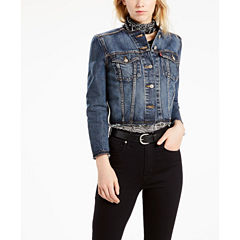 Levis Seamed Trucker Jacket