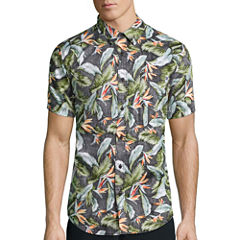DC Shoes Co.® Short-Sleeve Feather Fade Woven Shirt