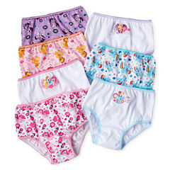 My Little Pony 7-pk. Brief Panties - Preschool Girls 4-6