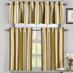 Duck River Brookline 3-pc. Kitchen Curtain Set
