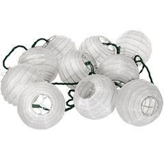 Oriental Furniture Maru Ball Indoor String Lights