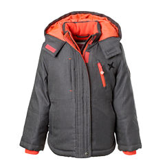 Big Chill Heavyweight Puffer Jacket - Girls-Big Kid