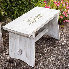 Decorative Bench