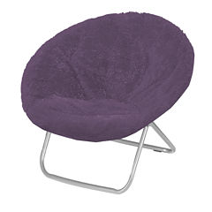 Urban Lounge Oversized Saucer Club Chair