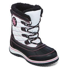 Totes Haddie Girls Weather Boots - Little Kids/Big Kids
