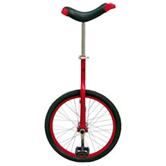 Fun Bike Red 20 Unicycle With Alloy Rim