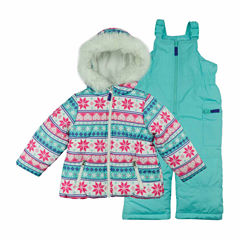 Carter's Heavyweight Snow Suit-Baby Girls