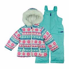 Carter's Heavyweight Snow Suit-Baby Girls