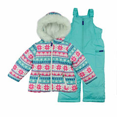 Carter's Heavyweight Snow Suit-Preschool Girls