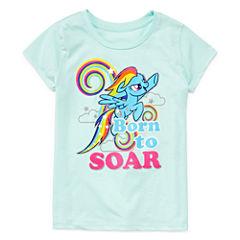 My Little Pony Graphic T-Shirt- Girls' 7-16