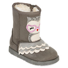 Okie Dokie Karis Girls Winter Boots - Toddler