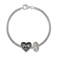 Forever Moments™ Mom 3-pc. Bracelet and Beads Set