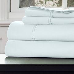Cambridge Home 1000 TC Cotton Rich Sateen Sheet Set