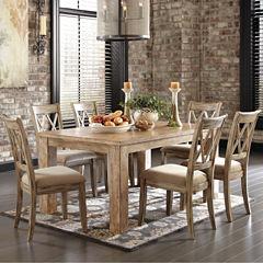 Signature Design by Ashley® Madison 7-Pc Dining Set