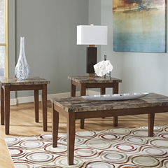 Signature Design by Ashley® Theo Coffee Table Set