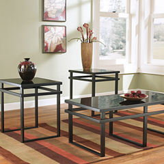 Signature Design by Ashley® Laney Coffee Table Set