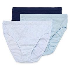 Jockey® Elance® 3-pk. Breathe Brief Panties - 1542