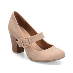 Eurosoft Bevin Womens Mary Jane Shoes