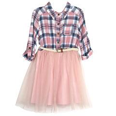 Lilt Long Tutu Dress - Preschool Girls