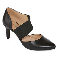 Andrew Geller Tibby Womens Pumps