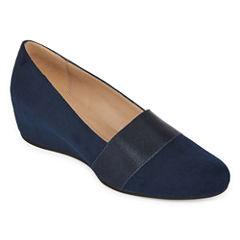 Andrew Geller Secretary Womens Slip-On Shoes