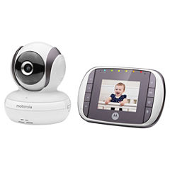 Motorola Color LCD Screen Baby Monitor