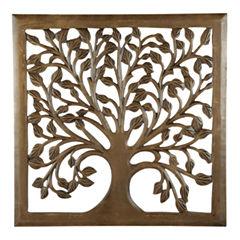 St. Croix Trading Solaris Nine Tree of Life Wall Art