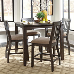 Signature Design by Ashley® Dresbar Counter Height Dining Table