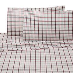 IZOD Carter Jersey Wrinkle Resistant Sheet Set