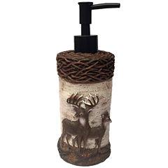 Laural Home Deer Time Soap Dispenser