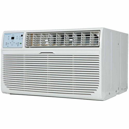 Keystone 14000 BTU 230V Through-the-Wall Air Conditioner with Follow Me LCD Remote Control