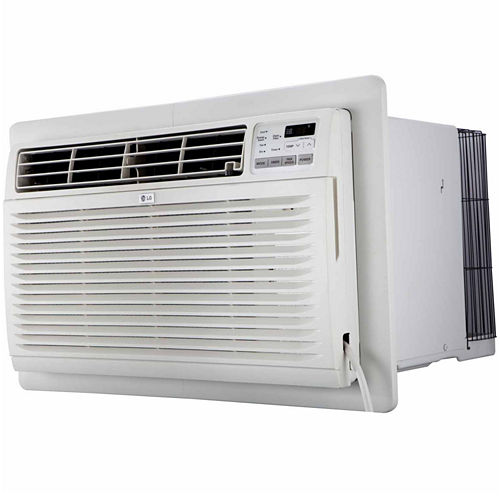 LG 9,800 BTU 115V Through-the-Wall Air Conditioner with Remote Control