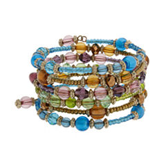 Mixit Spetember Mixit Color Newness Womens Beaded Bracelet