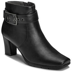 A2 by Aerosoles Monorail Womens Dress Boots