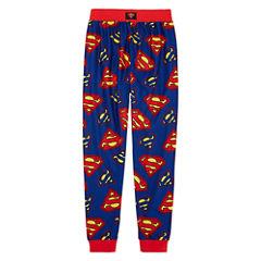 Superman Pajama Set Boys Husky