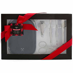 Tri-Coastal Design 6 Piece Men's Manicure Kit
