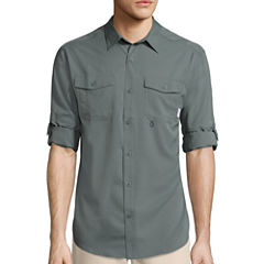 Columbia Sportswear Co.® Pacific Breeze™ Long-Sleeve Woven Shirt