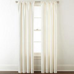 Liz Claiborne Westfield Room-Darkening Rod-Pocket/Back-Tab Curtain Panel